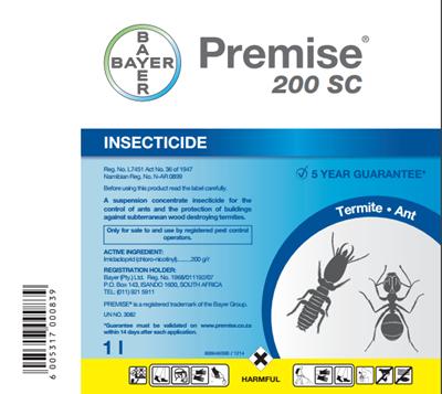 Label Premise 200 SC